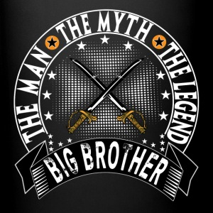 BIG BROTHER THE MAN THE MYTH THE LEGEND Mugs & Drinkware - Full Color Mug