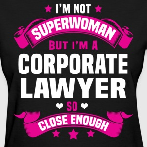 Corporate Lawyer Tshirt - Women's T-Shirt