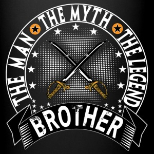 BROTHER THE MAN THE MYTH THE LEGEND Mugs & Drinkware - Full Color Mug