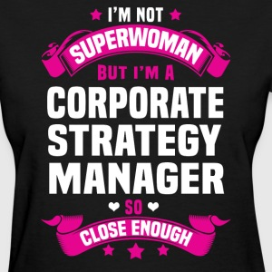 Corporate Strategy Manager Tshirt - Women's T-Shirt