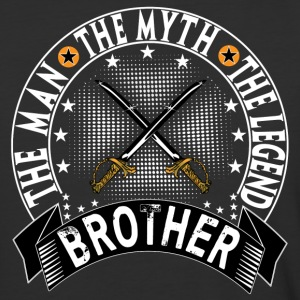 BROTHER THE MAN THE MYTH THE LEGEND T-Shirts - Baseball T-Shirt