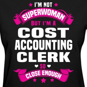 Cost Accounting Manager Tshirt - Women's T-Shirt