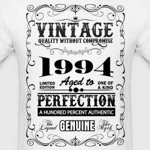 Premium Vintage 1994 Aged To Perfection T-Shirts - Men's T-Shirt