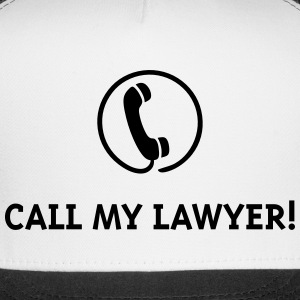 Call My Lawyer! Sportswear - Trucker Cap