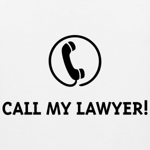 Call My Lawyer! Sportswear - Men's Premium Tank