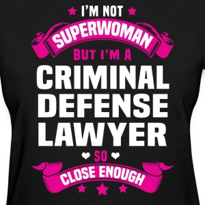 Criminal Justice Instructor Tshirt - Women's T-Shirt