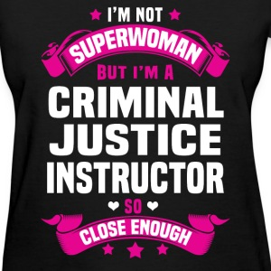 Criminal Justice Program Director Tshirt - Women's T-Shirt