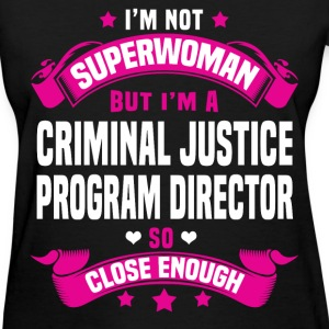 Criminal Justice Teacher Tshirt - Women's T-Shirt