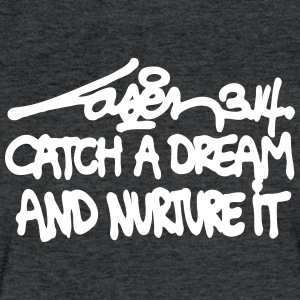 Catch A Dream And Nurture It - Men's  - Fitted Cotton/Poly T-Shirt by Next Level