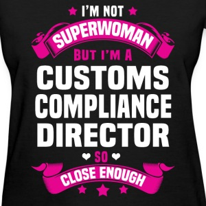 Customs Compliance Manager Tshirt - Women's T-Shirt