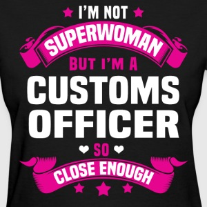 Customs Patrol Officer Tshirt - Women's T-Shirt