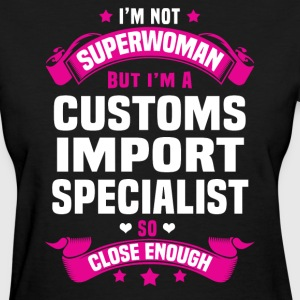 Customs Inspector Tshirt - Women's T-Shirt