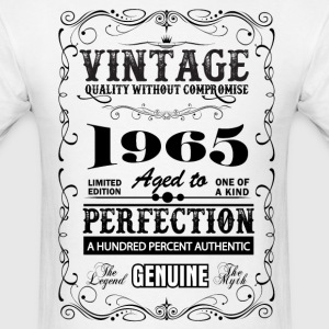 Premium Vintage 1965 Aged To Perfection T-Shirts - Men's T-Shirt