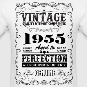 Premium Vintage 1955 Aged To Perfection T-Shirts - Men's T-Shirt