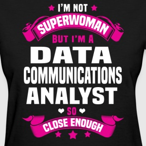 Data Communications Manager Tshirt - Women's T-Shirt