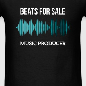 Music Producer - Beats for sale. Music producer - Men's T-Shirt