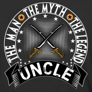 UNCLE THE MAN THE MYTH THE LEGEND T-Shirts - Baseball T-Shirt