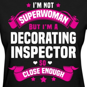 Decorating Inspector T-Shirts - Women's T-Shirt