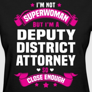 Deputy District Attorney T-Shirts - Women's T-Shirt