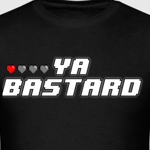 Ya Bastard 8 bit - Men's T-Shirt