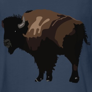 Bison Kids' Shirts - Kids' Premium Long Sleeve T-Shirt