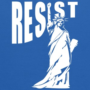 lady liberty resist fist Sweatshirts - Kids' Hoodie