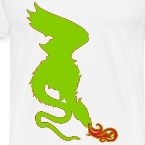 Dragon T-Shirts - Men's Premium T-Shirt