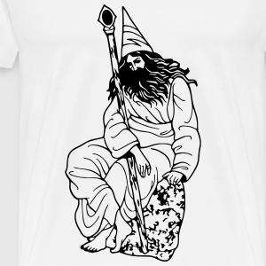 Wizard T-Shirts - Men's Premium T-Shirt