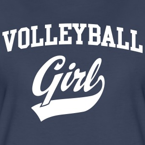 Volleyball Girl T-Shirts - Women's Premium T-Shirt