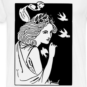 Woman T-Shirts - Men's Premium T-Shirt