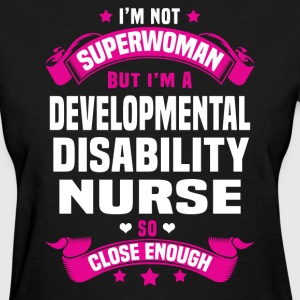Developmental Disability Nurse Tshirt - Women's T-Shirt