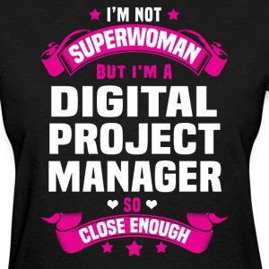 Digital Project Manager Tshirt - Women's T-Shirt