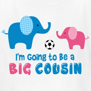 Big Cousin To Be Kids' Shirts - Kids' T-Shirt