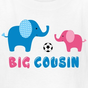 Big Cousin Elephant Kids' Shirts - Kids' T-Shirt
