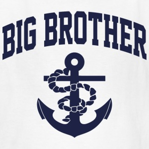 Big Brother Anchor Kids' Shirts - Kids' T-Shirt