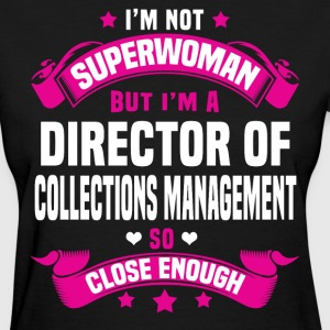 Director of Collections Management Tshirt - Women's T-Shirt