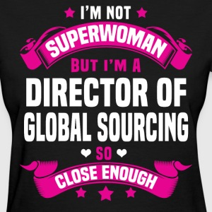 Director of Global Sourcing Tshirt - Women's T-Shirt