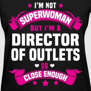 Director of Outlets Tshirt - Women's T-Shirt