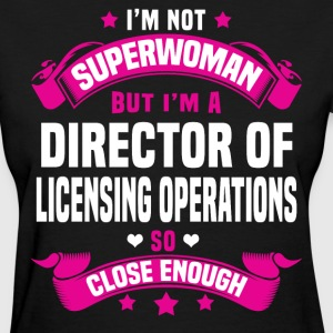 Director of Licensing Operations Tshirt - Women's T-Shirt