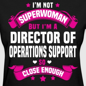 Director of Operations Support Tshirt - Women's T-Shirt