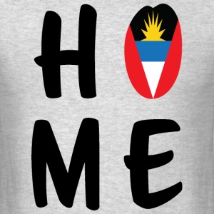 Men's Antigua Home Grey Tee  - Men's T-Shirt