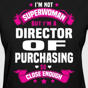 Director of Purchasing Tshirt - Women's T-Shirt