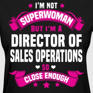 Director of Sales Operations Tshirt - Women's T-Shirt