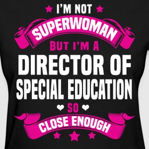 Director of Special Education Tshirt - Women's T-Shirt