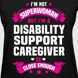 Disability Support Caregiver Tshirt - Women's T-Shirt