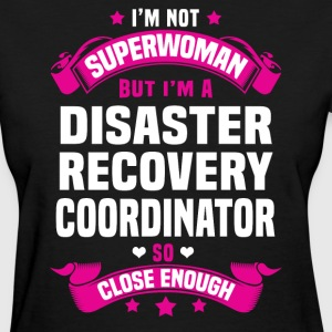 Disaster Recovery Coordinator Tshirt - Women's T-Shirt