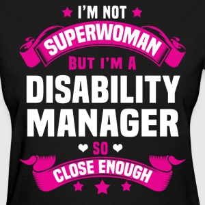 Disability Manager Tshirt - Women's T-Shirt