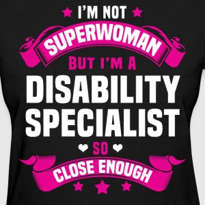 Disability Specialist Tshirt - Women's T-Shirt