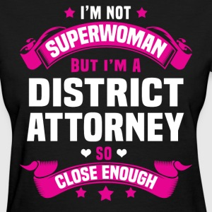 District Attorney Tshirt - Women's T-Shirt