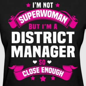 District Manager Tshirt - Women's T-Shirt